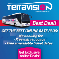 Terravision Transfer: the best online deals!